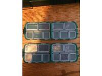 Tackle box + bits