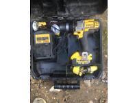 18v lithium drill