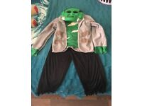 Haloween costume 5-6