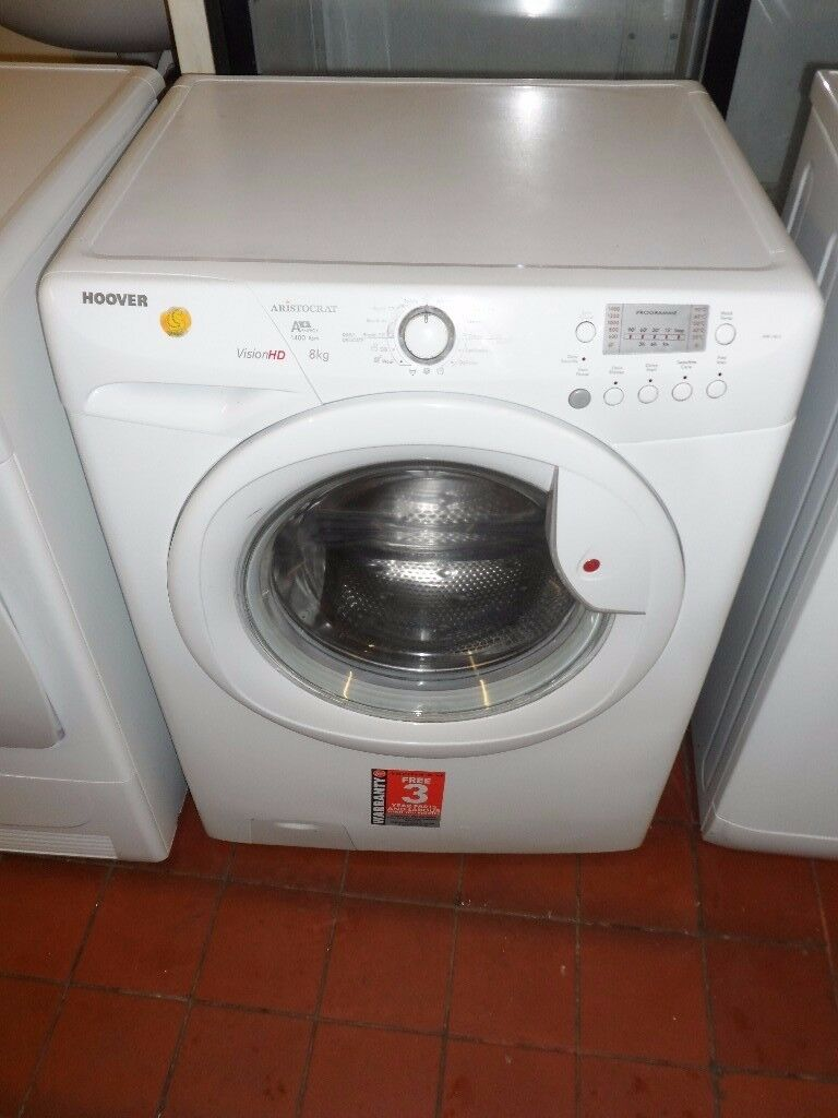 """""""Hoover""""Washing machine.. 8kg..Spin-1400...For sale..Can be delivered"""