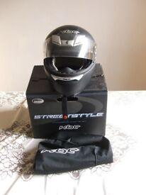 KBC Streetstyle Crash Helmet (ACU approved)
