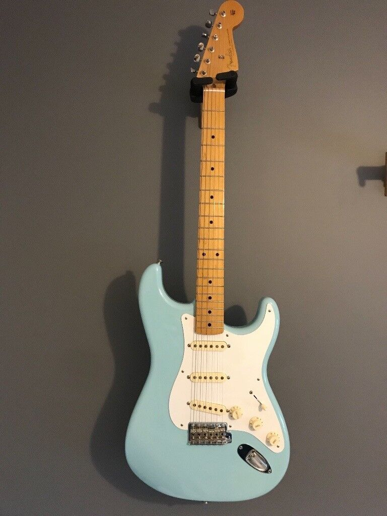 Fender Stratocaster Price >> Fender Stratocaster Classic 50s Daphne Blue Mexican Made Price Drop In Sheffield South Yorkshire Gumtree