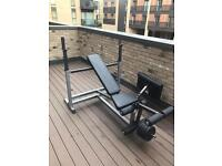Body Solid Exercise Bench