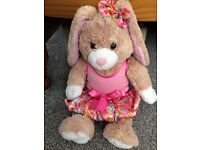 SOFTEST Build a Bear Bunny