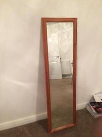 Pine effect mirror