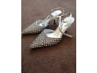 Women's High Heel Shoes Size 4