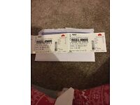 2 tickets to see Russel Howard at the Royal Albert hall! 2017!