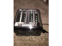 Morphs Richards 4 slice toaster brand new
