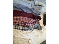 Men's Clothing - Next/M&S/Crew/Burton etc