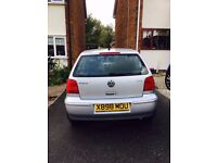 VW Polo Silver Hatchback 2001. SOLD SOLD SOLD.