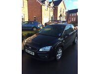 2007 1.6 Ford Focus, 3 door, Sport model, 83,000 miles, Tidy car inside and out, 2 owners