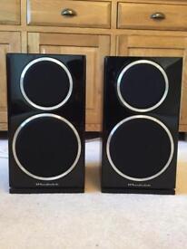 Wharfedale Diamond 220 Rosewood Speakers