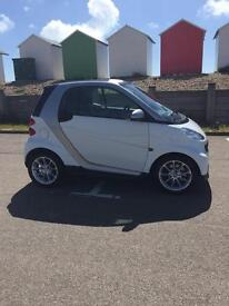 Smart ForTwo Coupe, 6months MOT Female Owner