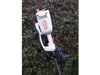 STIHL FSE60 electric grass trimmer