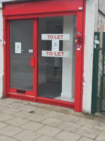 Shop With shop own shopfront/Office space