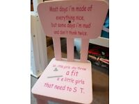 Little princess chair