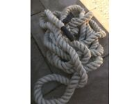 Battle Rope Manmade fibre