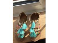 Monsoon girls sandles