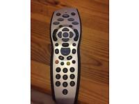 Sky plus hd remote