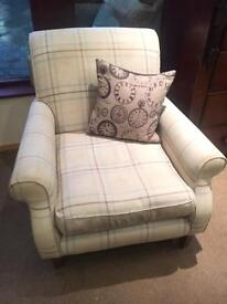 NEXT Upholstered Armchair - £499 New - CAN DELIVER