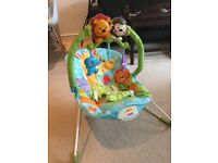 Baby Bouncer from Fisher Price for sale
