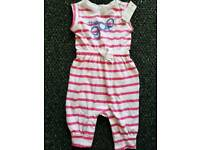 Gap baby girls romper outfit 0-3months