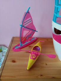 Barbie cruise ship bundle
