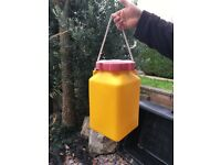 Water proof boat container