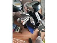 Random golf clubs