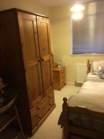 Wardrobe/Bed/Mattress/Drawers