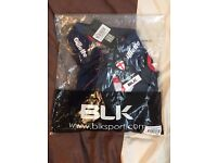 England Rugby League Navy Polo Shirt small mens