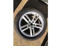 Audi Q3 sline wheels