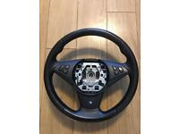 Bmw e60 steering wheel & airbag