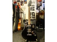 Fender Jaguar Special HH in Black Limited Edition, Made in Japan, Great Condition