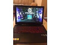 Gaming laptop Lenovo y50