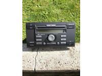 Ford radio 6000 cd