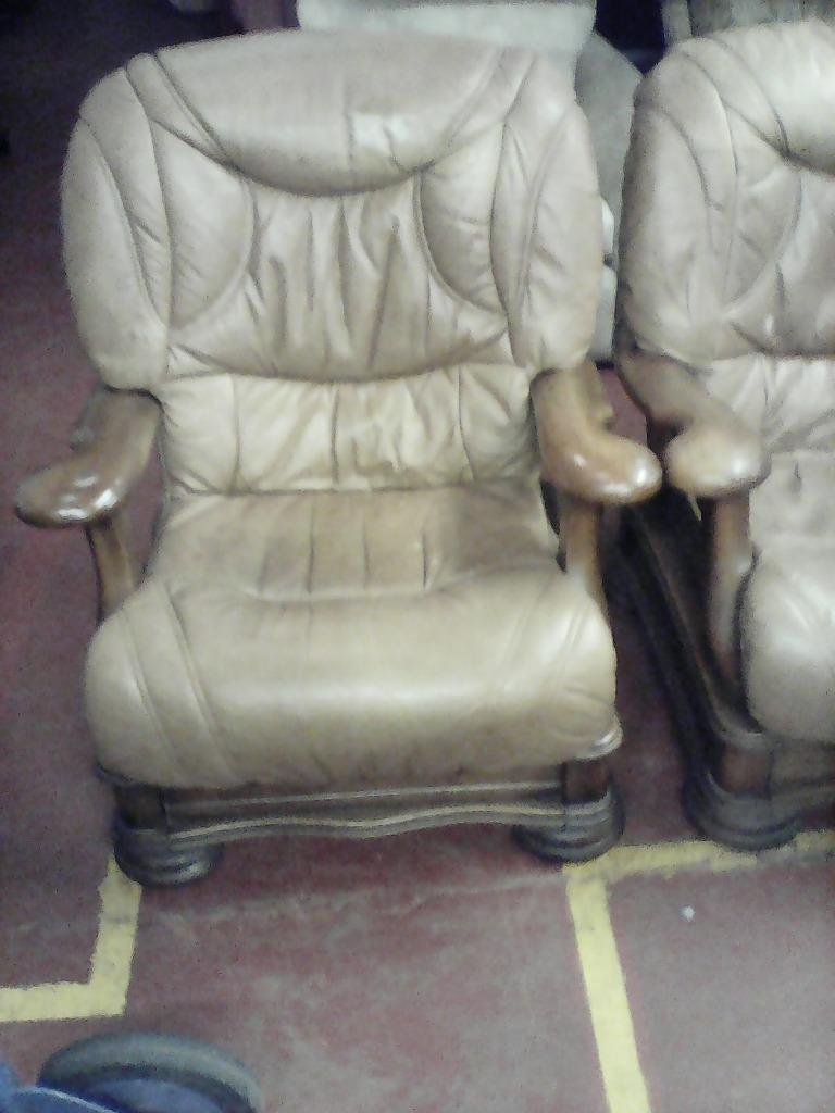 Leather 3 Piece Suites In Coventry West Midlands Gumtree