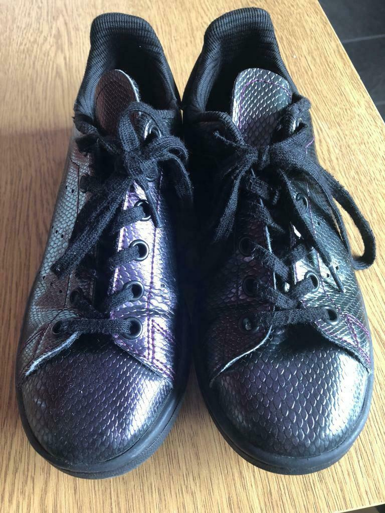 new product 84dca ca06e Girls Adidas Stan Smith trainers | in Larkhall, South Lanarkshire | Gumtree