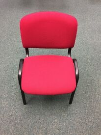 Topaz Banquet Chairs - Like New - Rarely Used - RRP £30+