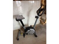 Exercise bike and step