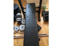 Complete Weight Set | Barbells | Dumbbells | Bench & More