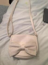 Small white bag from lanzarote