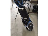 John Letters Swingmaster - Full set of golf clubs with bag and club covers