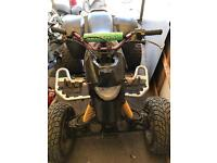 Quad.. quadzilla 250 off road quad not cr rm kx yz ktm