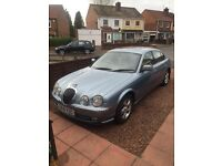 Jaguar s type v6 se auto immaculate for age loads of history not x type xj no px astra vectra audi