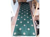 Extra wide Carpet Runner