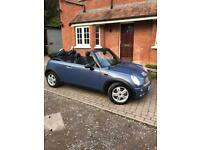 MINI ONE CONVERTIBLE 2006 LOW MILES