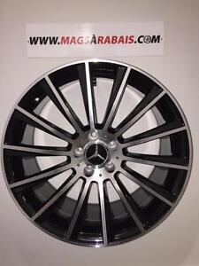 MAGS 17 pouces MERCEDES NEUFS + pneus *HIVER* 2 SUCCUSALES : QUÉBEC / LAVAL