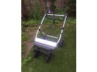 Mountain Buggy Duet Chassis - BARGAIN! £60