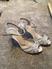 Bridal / wedding shoes